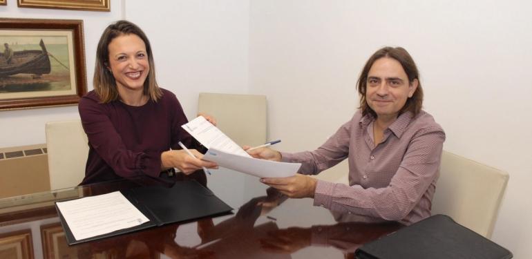 Convenio de colaboración con el Ayuntamiento de Huelva