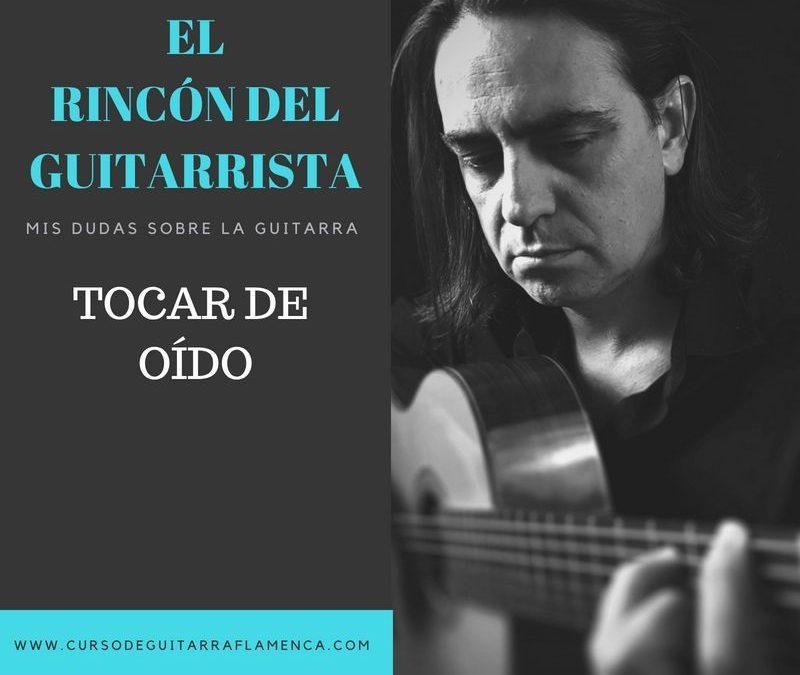 TOCAR LA GUITARRA DE OIDO