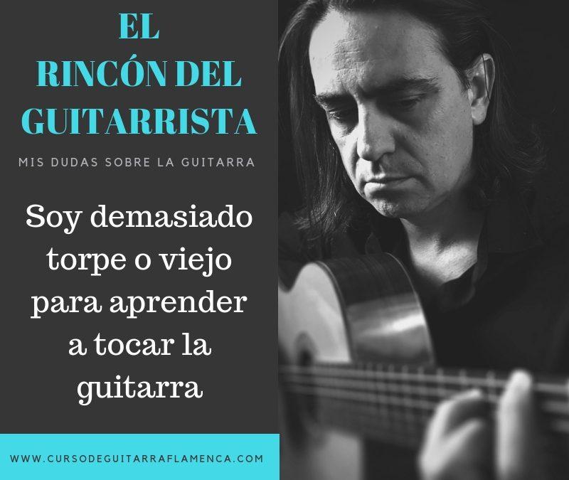 profesor de guitarra flamenca