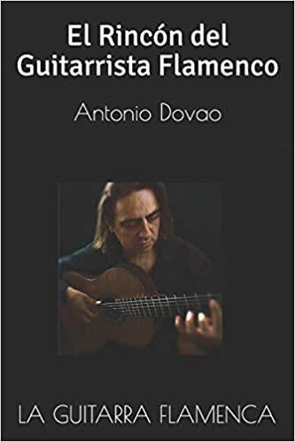 Libro el rincon del guitarrista flamenco